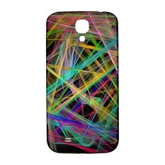 Colorful laser lights       Samsung Note 2 N7100 Hardshell Back Case by LalyLauraFLM