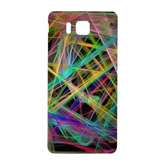 Colorful Laser Lights       Nil (phone Back Case) by LalyLauraFLM