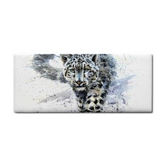 Snow Leopard 1 Cosmetic Storage Cases by kostart