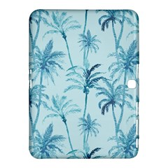 Watercolor Palms Pattern  Samsung Galaxy Tab 4 (10 1 ) Hardshell Case  by TastefulDesigns
