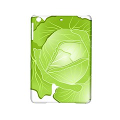 Cabbage Leaf Vegetable Green Ipad Mini 2 Hardshell Cases by Mariart