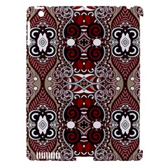 Batik Fabric Apple Ipad 3/4 Hardshell Case (compatible With Smart Cover) by Mariart