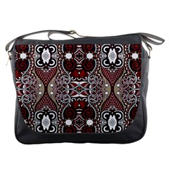 Batik Fabric Messenger Bags by Mariart
