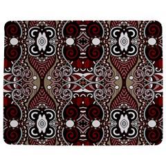 Batik Fabric Jigsaw Puzzle Photo Stand (rectangular) by Mariart