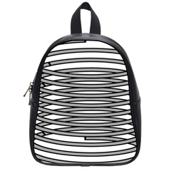 Circular Iron School Bags (small)  by Mariart