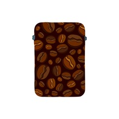 Coffee Beans Apple Ipad Mini Protective Soft Cases by Mariart
