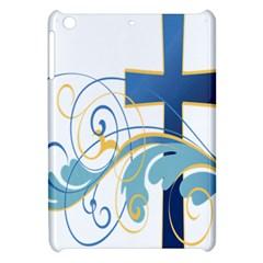 Easter Clip Art Free Religious Apple Ipad Mini Hardshell Case by Mariart