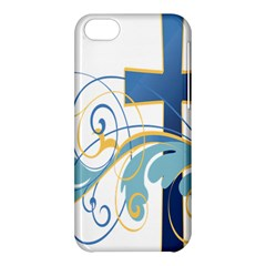 Easter Clip Art Free Religious Apple Iphone 5c Hardshell Case by Mariart