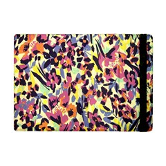 French Crepe Colour Pink Apple Ipad Mini Flip Case by Mariart