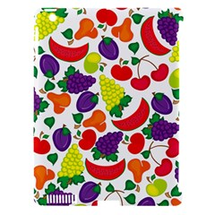 Fruite Watermelon Apple Ipad 3/4 Hardshell Case (compatible With Smart Cover) by Mariart