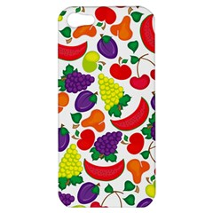 Fruite Watermelon Apple Iphone 5 Hardshell Case by Mariart