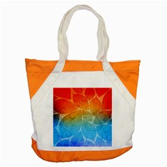 Leaf Color Sam Rainbow Accent Tote Bag by Mariart