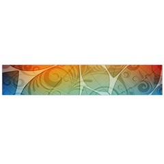Leaf Color Sam Rainbow Flano Scarf (large) by Mariart