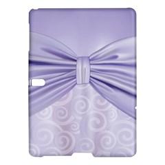 Ribbon Purple Sexy Samsung Galaxy Tab S (10 5 ) Hardshell Case  by Mariart
