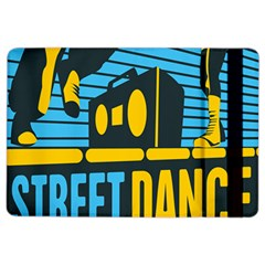 Street Dance R&b Music Ipad Air 2 Flip by Mariart