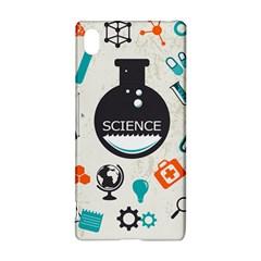 Science Chemistry Physics Sony Xperia Z3+ by Mariart