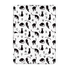 Black Cats And Witch Symbols Pattern Galaxy Note 1 by Valentinaart