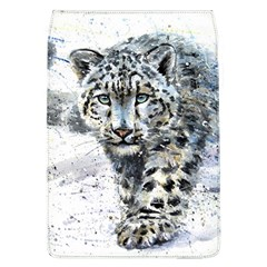 Snow Leopard  Flap Covers (l)  by kostart