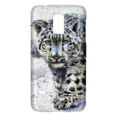 Snow Leopard  Galaxy S5 Mini by kostart