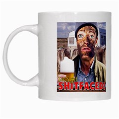 Let s Get Shitfaced! White Mugs by RakeClag