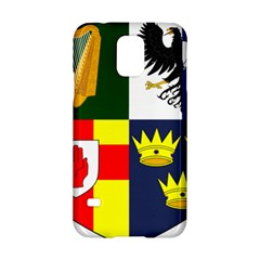 Arms Of Four Provinces Of Ireland  Samsung Galaxy S5 Hardshell Case  by abbeyz71