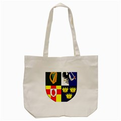 Arms Of Four Provinces Of Ireland  Tote Bag (cream) by abbeyz71
