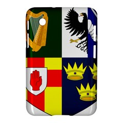 Arms Of Four Provinces Of Ireland  Samsung Galaxy Tab 2 (7 ) P3100 Hardshell Case  by abbeyz71