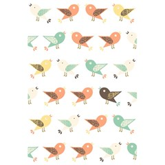Assorted Birds Pattern 5 5  X 8 5  Notebooks by linceazul