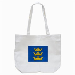 Banner Of Lordship Of Ireland (1177 1542) Tote Bag (white) by abbeyz71
