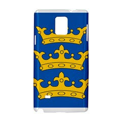 Banner Of Lordship Of Ireland (1177 1542) Samsung Galaxy Note 4 Hardshell Case by abbeyz71