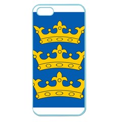 Banner Of Lordship Of Ireland (1177 1542) Apple Seamless Iphone 5 Case (color) by abbeyz71
