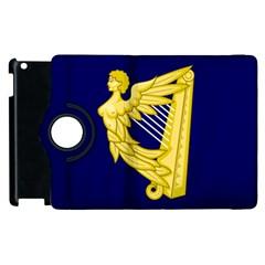 Royal Standard Of Ireland (1542 1801) Apple Ipad 3/4 Flip 360 Case by abbeyz71