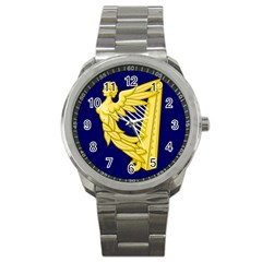 Royal Standard Of Ireland (1542 1801) Sport Metal Watch by abbeyz71