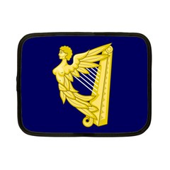 Royal Standard Of Ireland (1542 1801) Netbook Case (small)  by abbeyz71