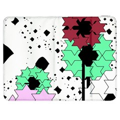 Star Flowers       Htc One M7 Hardshell Case by LalyLauraFLM