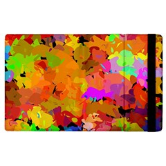 Colorful Shapes       Kindle Fire (1st Gen) Flip Case by LalyLauraFLM