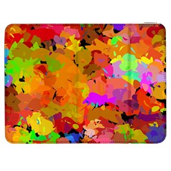 Colorful Shapes       Htc One M7 Hardshell Case by LalyLauraFLM