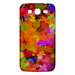 Colorful shapes       Samsung Galaxy Duos I8262 Hardshell Case by LalyLauraFLM