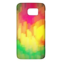 Pastel Shapes Painting      Htc One M9 Hardshell Case by LalyLauraFLM