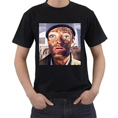 Shitfaced Men s T Shirt (black) by RakeClag