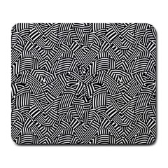 Modern Intricate Optical Large Mousepads by dflcprints