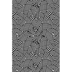 Modern Intricate Optical 5 5  X 8 5  Notebooks by dflcprints