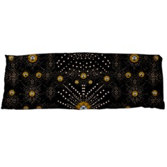 Lace Of Pearls In The Earth Galaxy Pop Art Body Pillow Case (dakimakura) by pepitasart