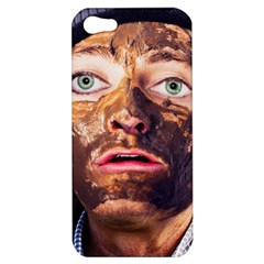 Shitfaced Apple Iphone 5 Hardshell Case by RakeClag