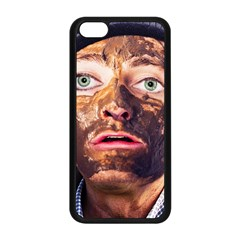 Shitfaced Apple Iphone 5c Seamless Case (black) by RakeClag