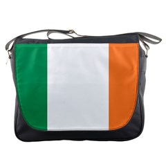 Flag Of Ireland  Messenger Bags by abbeyz71