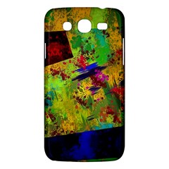 Green paint       Samsung Galaxy Duos I8262 Hardshell Case by LalyLauraFLM