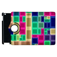 Rectangles And Squares        Samsung Galaxy S Iii Classic Hardshell Case (pc+silicone) by LalyLauraFLM