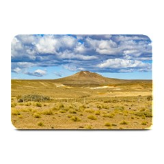 Patagonian Landscape Scene, Argentina Plate Mats by dflcprints