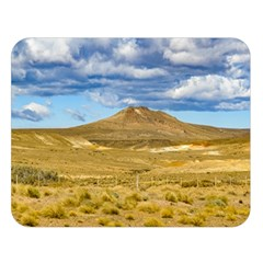Patagonian Landscape Scene, Argentina Double Sided Flano Blanket (large)  by dflcprints